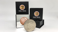 Copper Morgan Copper and Silver (Gimmicks and Online Instructions) by Tango Magic - Trick