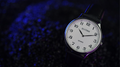 Infinity Watch V3 - Silver Case White Dial / STD Version (Gimmick and Online Instructions) by Bluether Magic - Trick