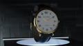 Infinity Watch V3 - Gold Case White Dial / STD Version (Gimmick and Online Instructions) by Bluether Magic - Trick