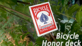 HONOR MARKED DECK RED by JL Magic - Trick