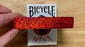 Gilded Bicycle Ninja Playing Cards