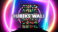 RUBIKS WALL Complete Set by Bond Lee - Trick (Two Part Item)