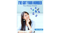 I've Got Your Number (Online Instruction & Gimmick) by Devin Knight - eBook