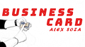 Business Card by Alex Soza video DOWNLOAD
