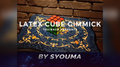 Latex Cube Gimmick by SYOUMA - Trick