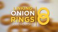 Linking Onion Rings (Gimmicks and Online Instructions) by Julio Montoro Productions  - Trick