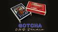 GOTCHA BLUE by O.M.G. Studios  - Trick