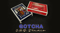 GOTCHA RED by O.M.G. Studios  - Trick