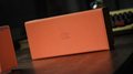 Playing Card Collection ORANGE 12 Deck Box by TCC - Trick