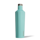 Corkcicle Classic Canteen 25 oz - Gloss Turquoise