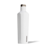 Corkcicle Classic Canteen 25 oz - Gloss White
