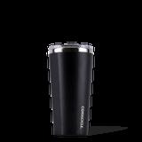 Corkcicle Waterman Tumbler 16 oz - Matte Black