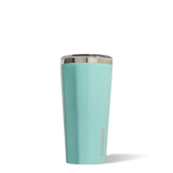 Corkcicle Classic Tumbler 16 oz - Gloss Turquoise