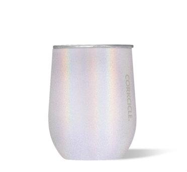 Corkcicle Unicorn Magic Stemless Wine Glass 12 oz