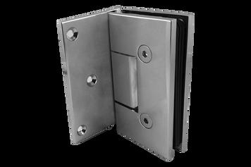 SHGO111EDCP WALL MOUNT OFFSET BACK PLATE (Chrome Polish)