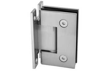 SHHA111EDCP ADJUSTABLE WALL MOUNT H BACK PLATE