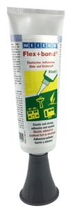 13351085 - 85ml WEICON Flex+Bond® (Elastic and strong adhesive and sealant) Grey