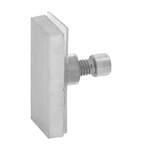 SLSERCON30102BSS WALL FITTING CONNECTOR