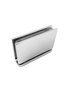 SHP8EDBN Pivot Hinge Top & Bottom in Brushed Nickel Finish