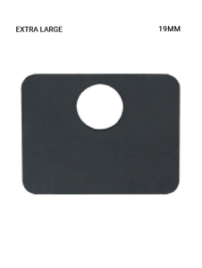 GR719970S19 RUBBER for Extra Large clamp 19MM Glass