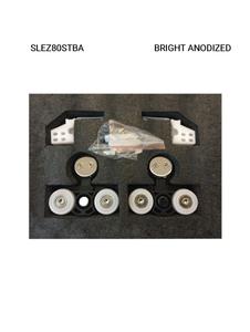 SLEZ80STBA BRIGHT ANODIZED
