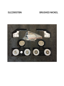 SLEZ80STBN Brushed Nickel