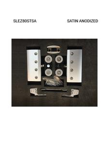 SLEZ80STSA Satin Anodized