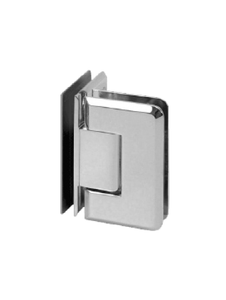 SHPAGG90CP Glass to Glass Hinge 90 Degree in Chrome Finish