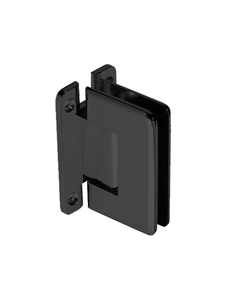 SHHPAWMBL WALL MOUNT H PLATE in Matte Black Finish