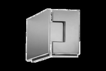 SHG333EDBN - 135 degree Glass to Glass Hinge