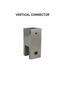 TSG13SQCP Vertical Support Bar Bracket