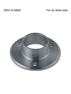 DF665710042RNC FLANGE FOR 42.4 MM PIPE SS316