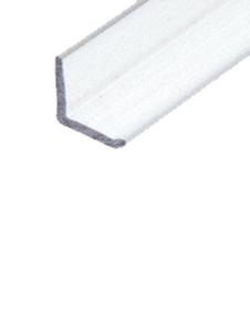 PS12 Multi-Purpose Clear 'L' Angle Jamb Seal