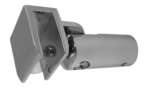 TSG13CP  Glass Mount Fitting in Chrome Polished Finish