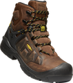 Keen Utility Brown Dover 6 Inch Waterproof Carbon Safety Toe - 1021467