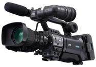 JVC ProHD Compact Shoulder Solid State Camcorder