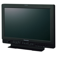 "Panasonic 17"" HD/SD Full Featured Multi-format LCD Screen"