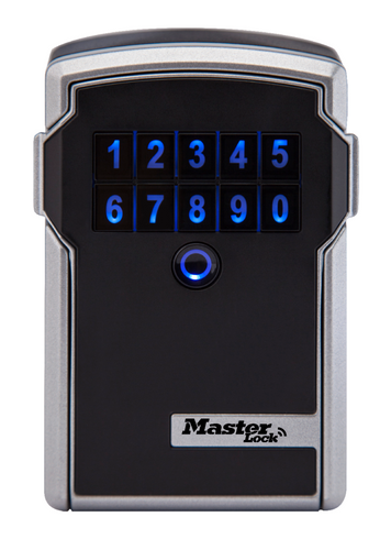 Master Lock 5441D Bluetooth and Numeric Wall Mount Lockbox