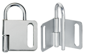 418 Heavy Duty Steel Hasp