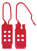 428 Nylon Non-Conductive Lockout Hasp