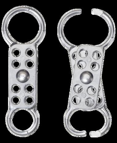 429 Dual Jaw Aluminum Hasp