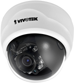 Vivotek - 720P 1MP Indoor Day/Night Dome Camera