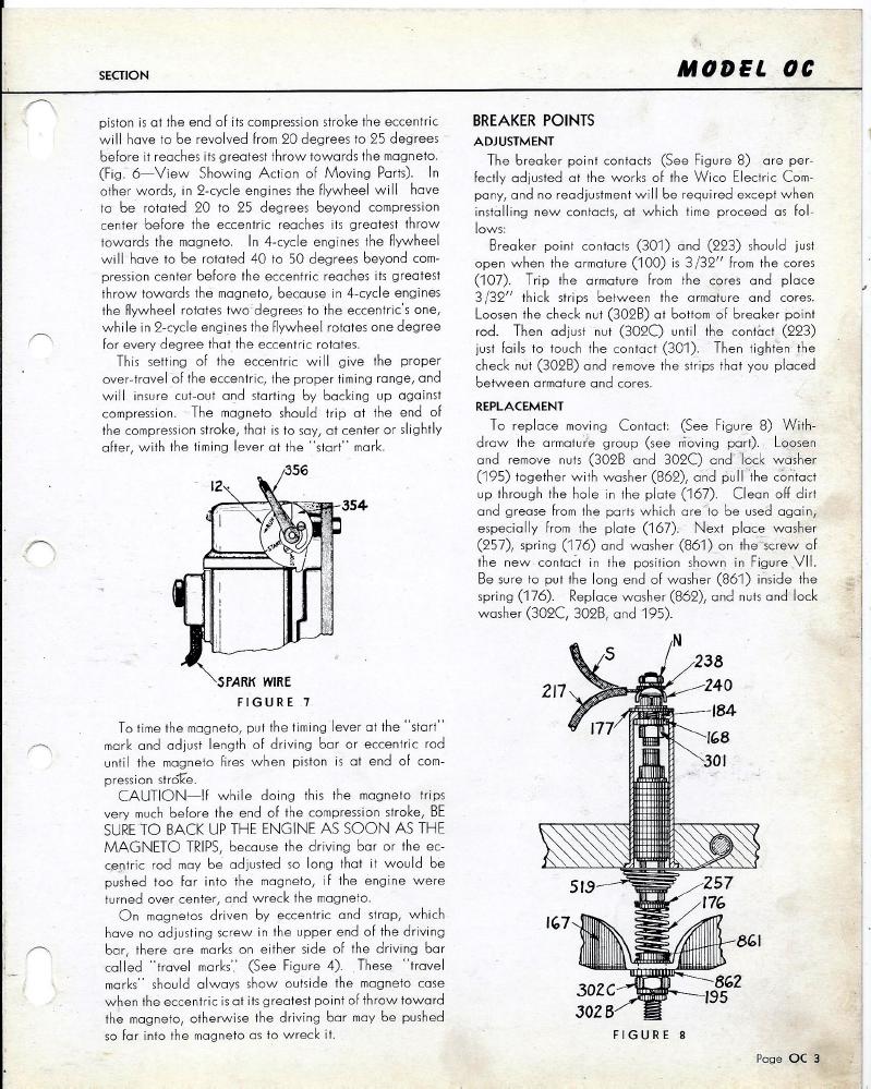 Wico magneto Repair manual
