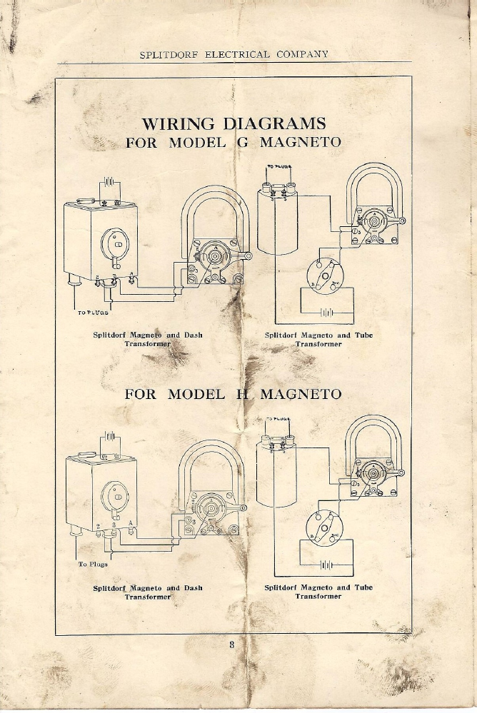 bendix ac generator wiring diagrams generator internal wiring rh 59to co Magneto Ignition System Diagram aircraft magneto wiring schematic