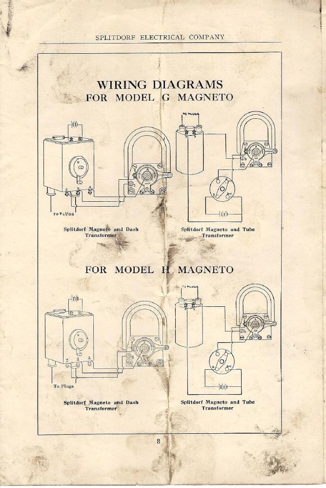 magneto rx splitdorf splitdorf wiring diagrams 1914 silver rh oldcroak com