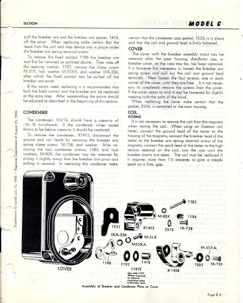 Wilco Magneto Wiring Schematic Diagram Libraries Honda 5518 Datawilco Diagrams Site Dump Trailer