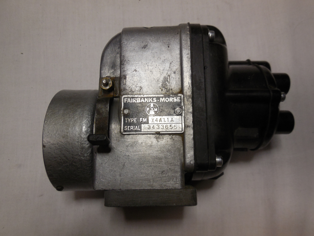 International O9 Fairbanks Morse Fmx4a11a Magneto
