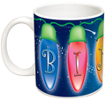 Bingo Lights Mug