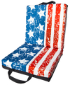 Flag Double Cushion