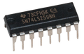 IC 74LS259 Flashboard Receiver Chip